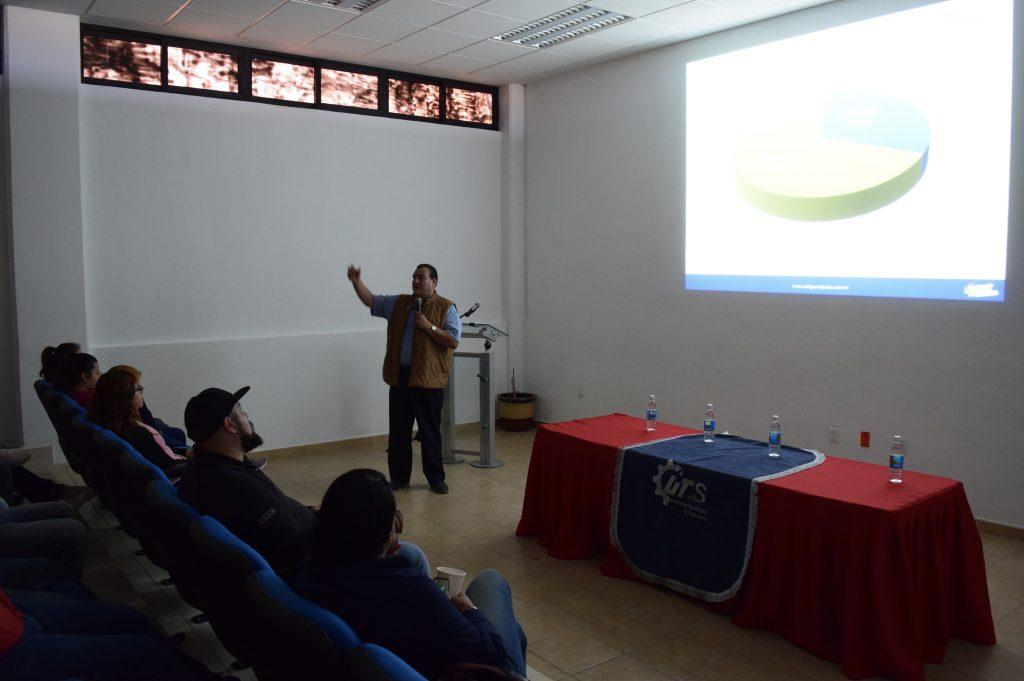 Conferencia el CEH y los COTAS en UTS
