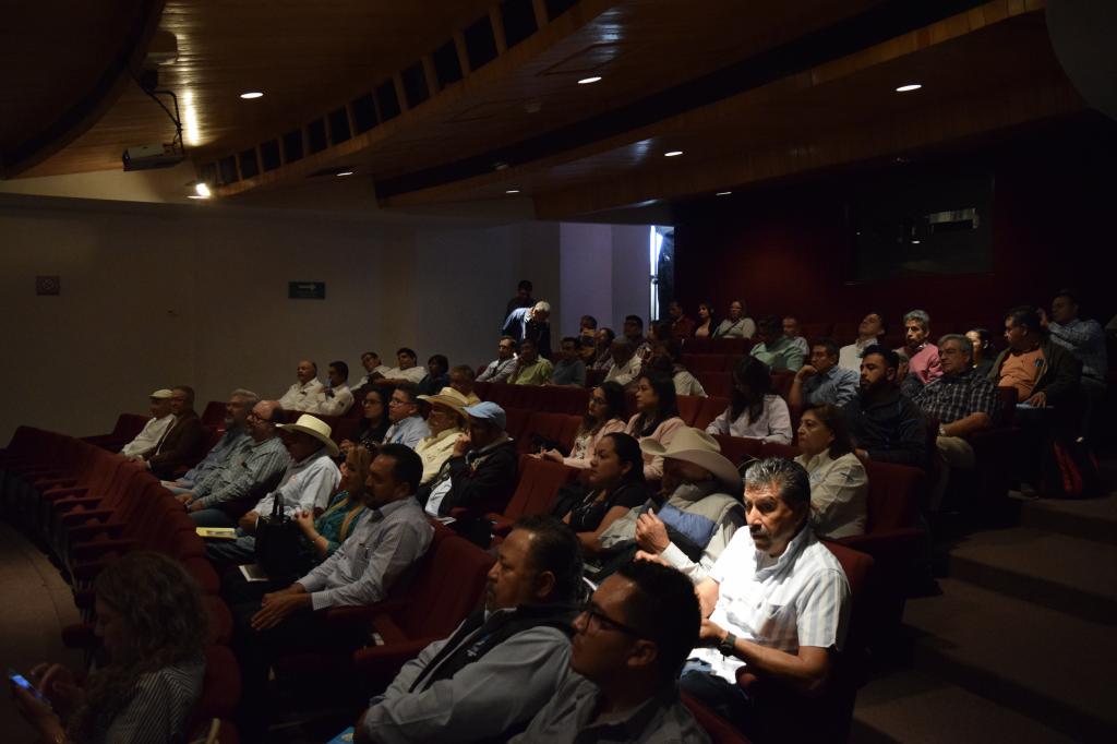 Reunión de COTAS 2019