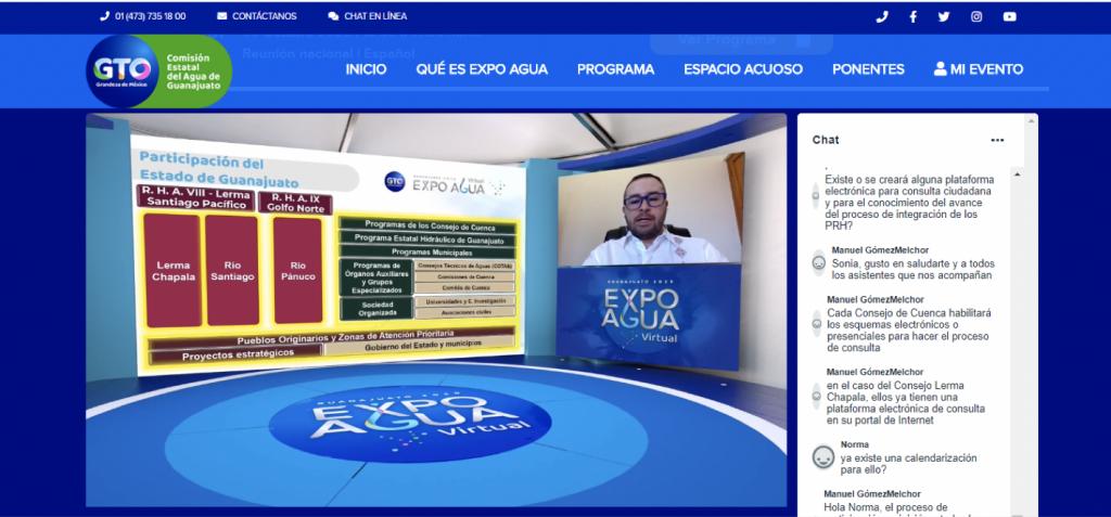 Expo Agua Virtual 2020