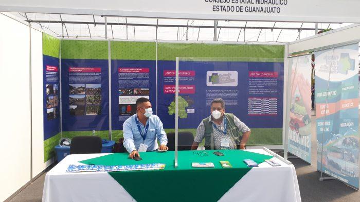 Stand del CEH en la Expo Agroalimentaria 2020